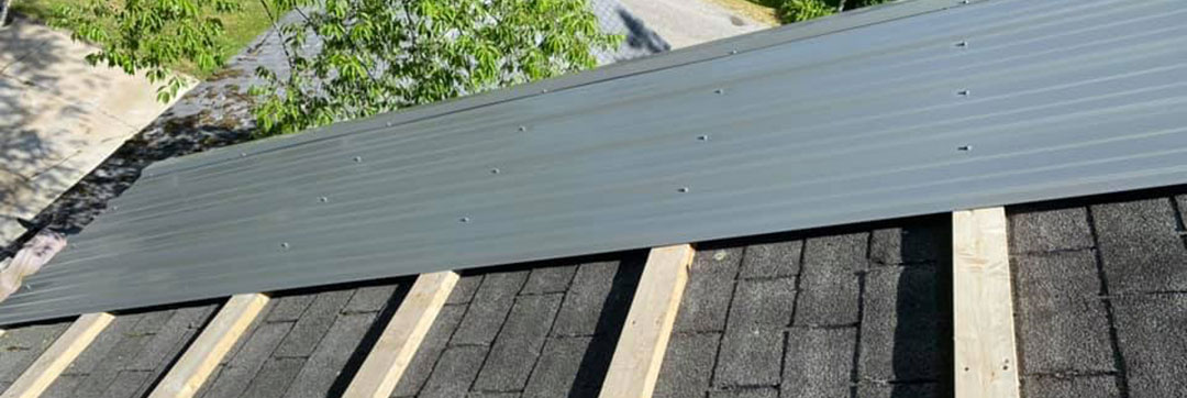 Roofing System Installation