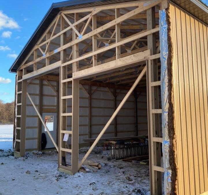 7 Reasons Why Pole Buildings Are Better By Design